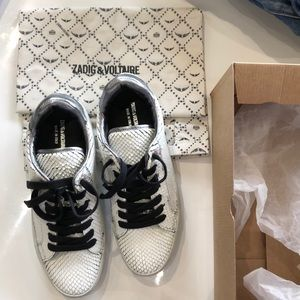 Zadig Voltaire Neo Keith Shoes | Poshmark